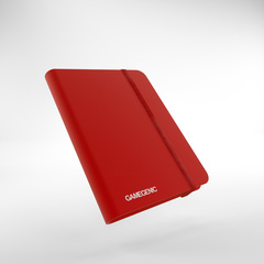Gamegenic - Casual Album 8-Pocket - Red