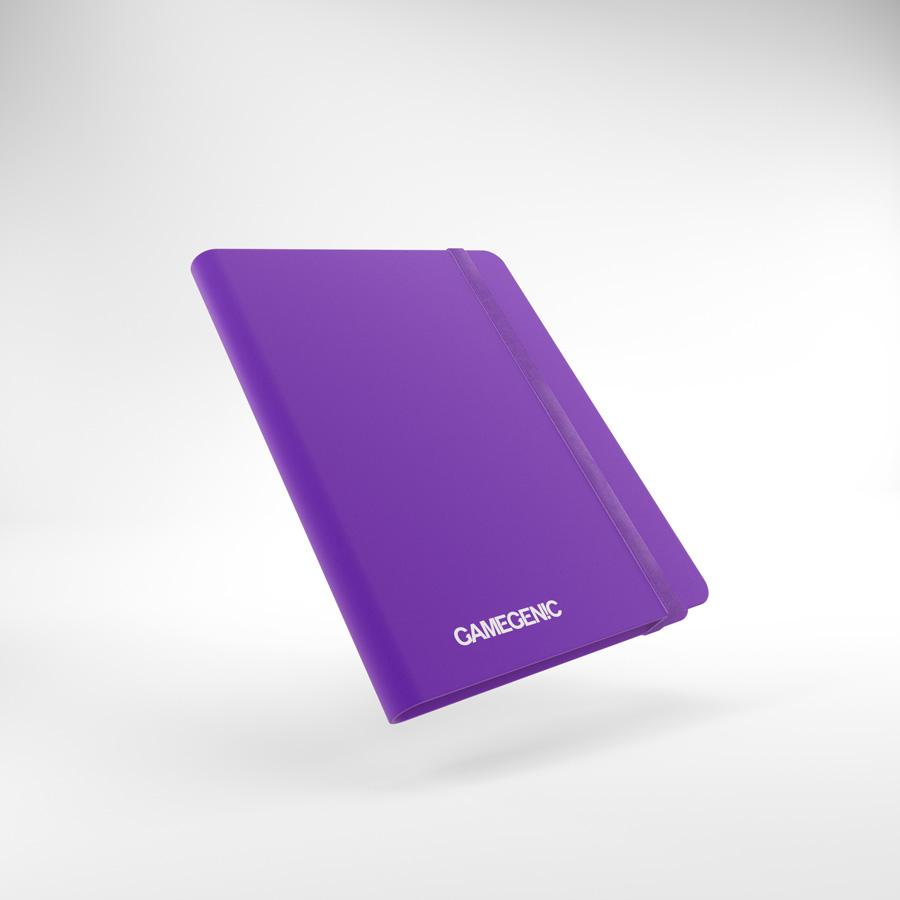 Gamegenic - Casual Album 18-Pocket - Purple