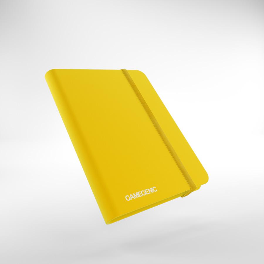 Gamegenic - Casual Album 8-Pocket - Yellow