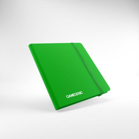Gamegenic - Casual Album 24-Pocket - Green