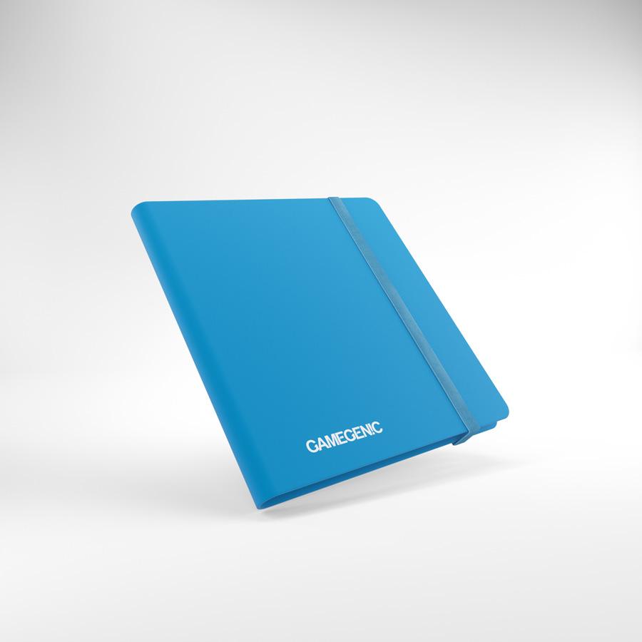 Gamegenic - Casual Album 24-Pocket - Blue