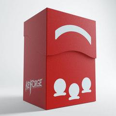 Gamegenic - Keyforge Gemini Deck Box - Red