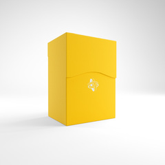 Gamegenic - Deck Holder 80+ - Yellow