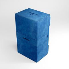 Gamegenic: Stronghold 200+ Convertible Deck Box - Blue