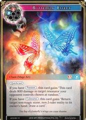 Butterfly Effect - AO3-061 - R