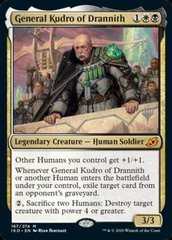 General Kudro of Drannith - Promo Pack