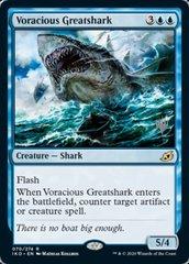 Voracious Greatshark - Promo Pack