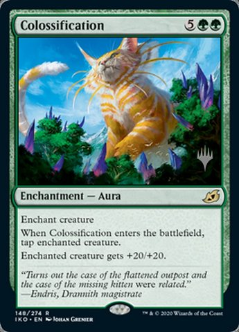 Colossification - Promo Pack