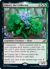 Umori, the Collector - Foil - Promo Pack