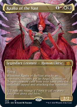 Kaalia of the Vast - Foil - Borderless