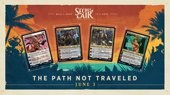 Secret Lair Drop: Summer Superdrop - The Path Not Traveled