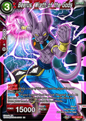 Beerus, Wrath of the Gods - EX11-04 - EX - Foil