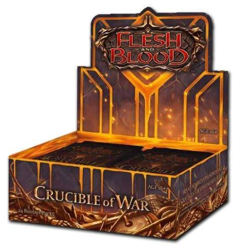Crucible of War Booster Box
