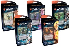 Core Set 2021 - Planeswalker Decks Set of 5