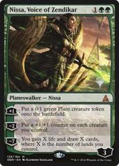 Nissa, Voice of Zendikar - Promo Pack