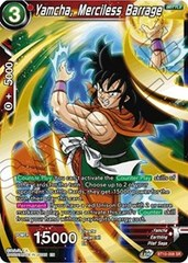Yamcha, Merciless Barrage - BT10-008 - SR