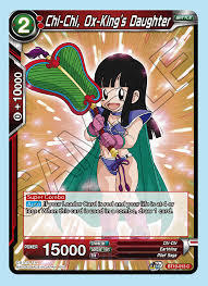 Chi-Chi, Ox-Kings Daughter - BT10-013 - C