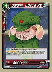 Oolong, Goku's Pal - BT10-016 - R