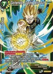 Gotenks, Going All-Out - BT10-110 - SR