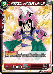 Innocent Princess Chi-Chi - BT10-014 - C - Foil