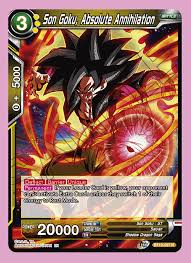 Son Goku, Absolute Annihilation - BT10-097 - R - Foil