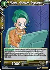 Bulma, Devoted Supporter - BT10-113 - R - Foil