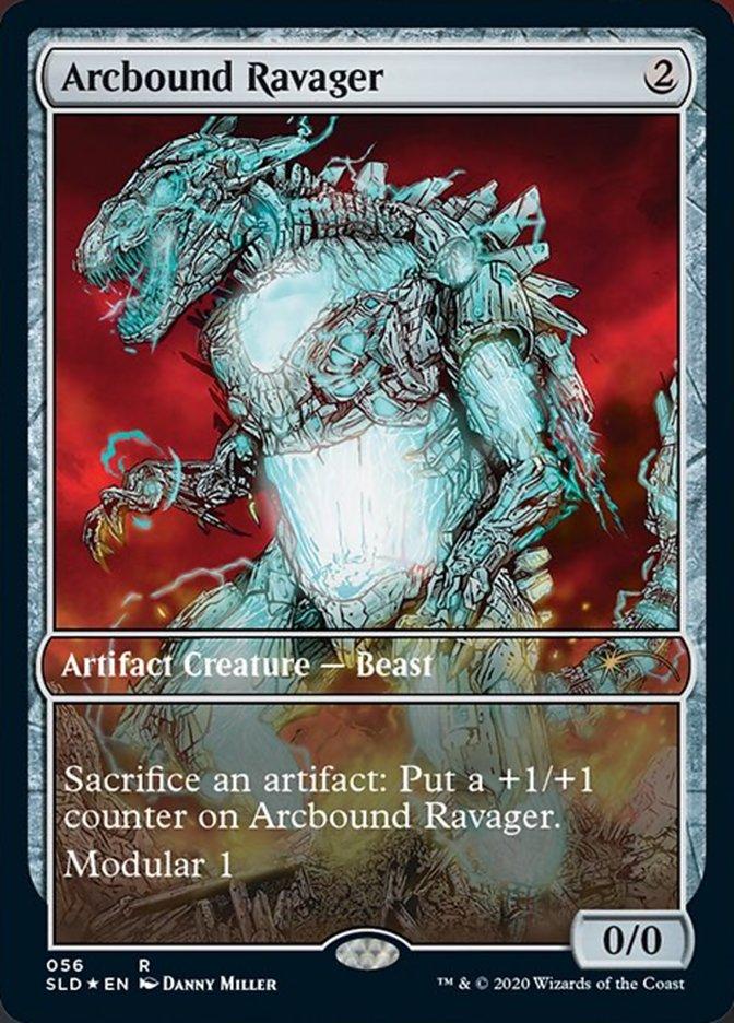 Arcbound Ravager - Foil