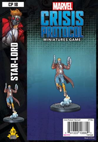 Marvel: Crisis Protocol - Star Lord
