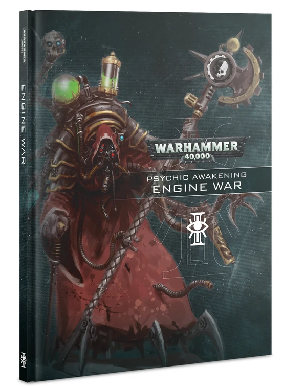Psychic Awakening - Engine War