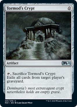 Tormods Crypt