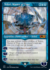 Teferi, Master of Time (291) - Showcase