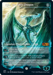 Ugin, the Spirit Dragon (Showcase) - Foil