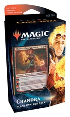 Magic 2021 (M21) Core Set Planeswalker Deck (Intro Pack): Chandra