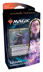 Liliana Planeswalker Deck Core Set 2021