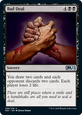 Bad Deal - Foil