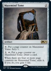 Mazemind Tome - Foil