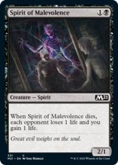 Spirit of Malevolence - Planeswalker Deck Exclusive