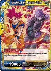 Son Goku & Hit, Supreme Alliance - BT10-145 - R