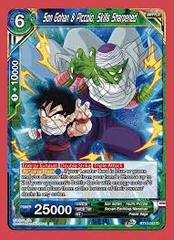 Son Gohan & Piccolo, Skills Sharpened - BT10-147 - R - Foil