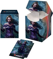 Ultra Pro - MTG Core Set 2021 PRO 100+ Deck Box - Liliana, Waker of the Dead