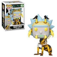 Animation Series - #663 - Wasp Rick (Rick and Morty)