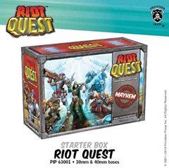 Riot Quest Board Game Starter Box
