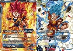 Super Saiyan God Son Goku // SSGSS Son Goku, Soul Striker Reborn - P-211 - PR