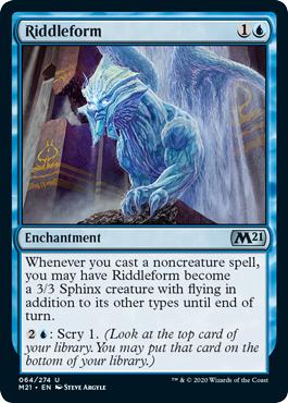 Riddleform
