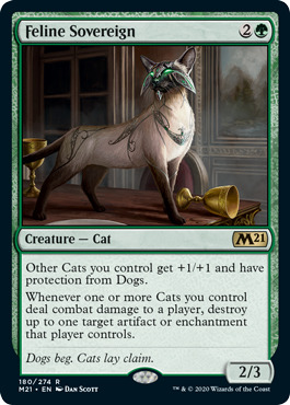 Feline Sovereign