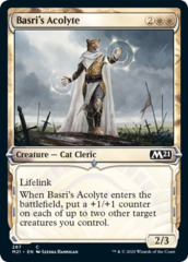 Basri's Acolyte - Showcase on Channel Fireball