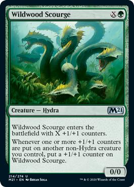 Wildwood Scourge - Foil