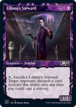 Lilianas Steward - Showcase