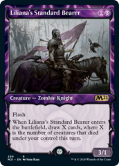 Liliana's Standard Bearer - Showcase