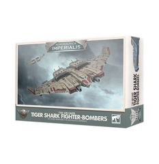 Aeronautica Imperialis: T'au Air Caste Tiger Shark Fighter-Bombers